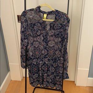 QMack Blouse Dress